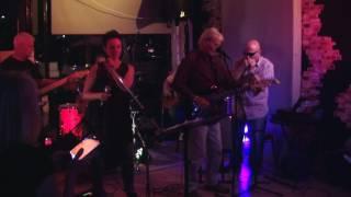 Cairns Blues Explosion' at Elixir Tapas Bar...'Steamroller Blues'.