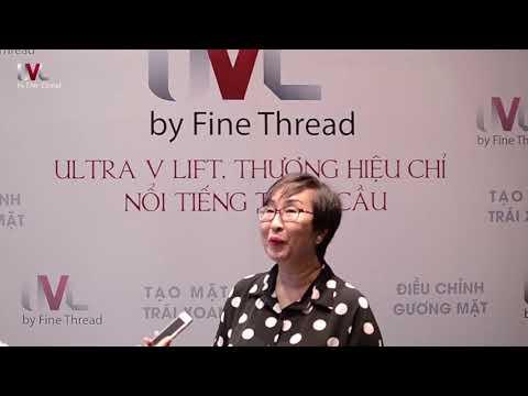 [Feedback]  Cô Hồng - Nâng cơ mặt chỉ Ultra V Lift