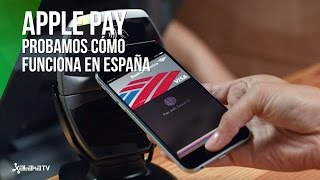 Cómo se utiliza Apple Pay