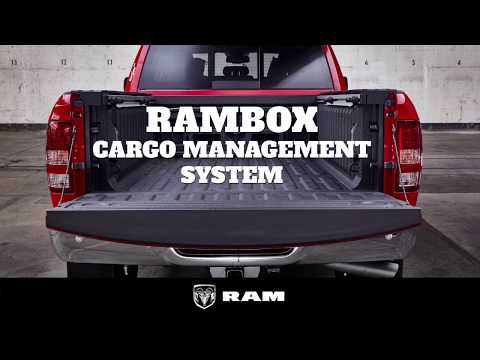 YouTube Video of the Ram Trucks Genius RamBox Cargo Management System