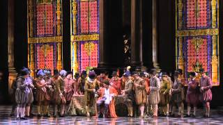 La Scala's 2012 production of Rigoletto – Vittorio as the Duke of Mantua