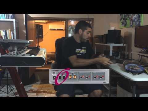 Como instalar driver da M-Audio Firewire 410 no Mac OS X - смотреть
