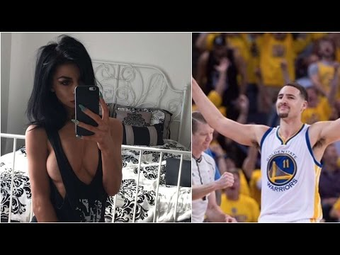 Klay Thompson CAUGHT Creeping on Instagram Model Lil Thirst Trap