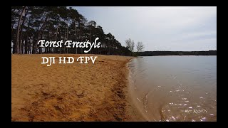Feels almost like summer!! - DJI HD FPV Freestyle