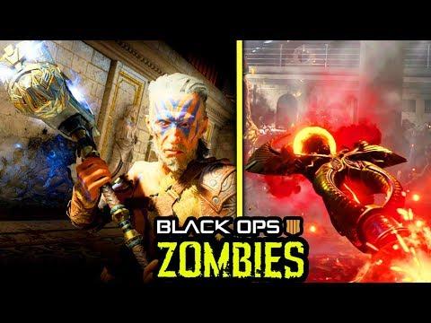New black ops 4 zombies gameplay secrets: wonder weapons