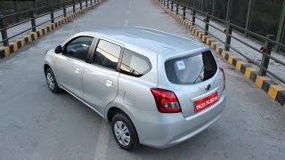 Datsun Go+ First Drive in India