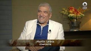 Conversando con Cristina Pacheco - Martín Urieta