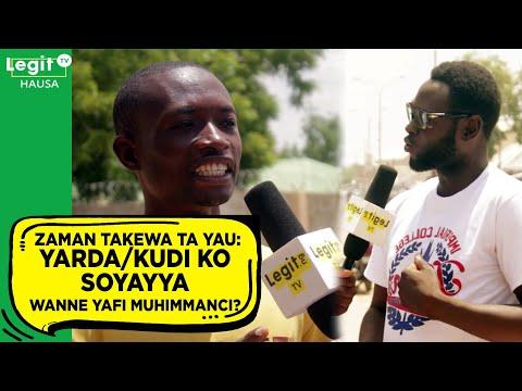 Zamantakewa: Tsakanin soyayya, kudi da yarda wanne yafi tasiri? | Legit TV Hausa