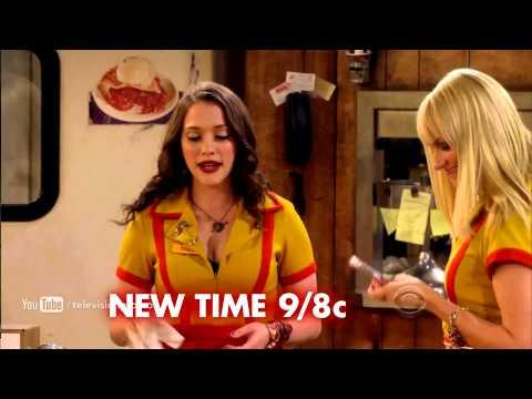 2 Broke Girls Season 2 (Promo 'Shocker')