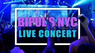 Bipul Chettri - live in NEW YORK CITY  || 7.16.2016