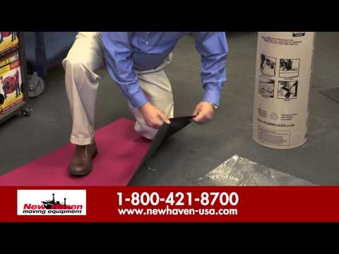 How to Protect Your Floors & Carpets while Moving