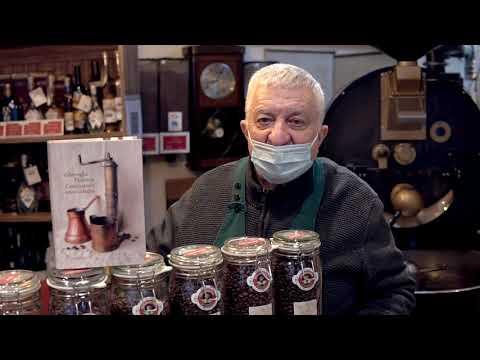 Delicatese Florescu, istoria cafelei din Zona Centrala