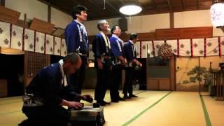 2012/8/19 追分節 馬子唄