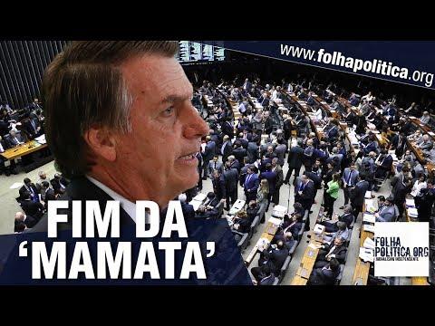 URGENTE: Presidente Bolsonaro garante que políticos se aposentarão como cidadãos comuns