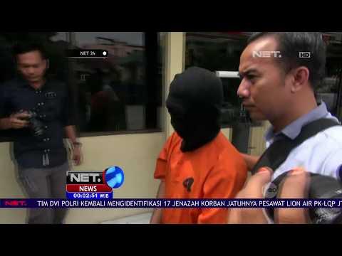 Polisi Pekanbaru Tangkap Kurir Narkoba Sindikat Internasional   NET24