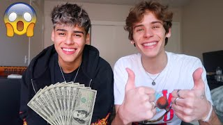 PAYING ANDREW $10,000 TO TELL ME HIS DEEPEST SECRETS!