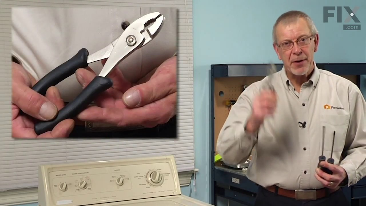Replacing your Whirlpool Washer Tub Spring