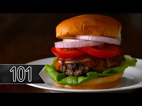 Tasty 101: How To Cook Burgers