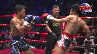 ซ็อตเด็ด มวยมันส์ ขยี้!!! [ Cambodia VS THAI ] I MAX MUAY THAI ULTIMATE 2019