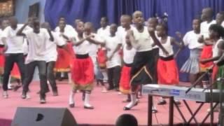 Focus Sunday school Choir