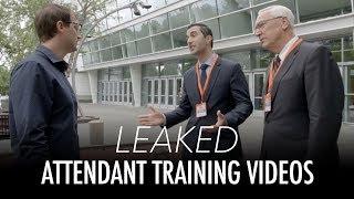 Leaked Attendant Training Videos