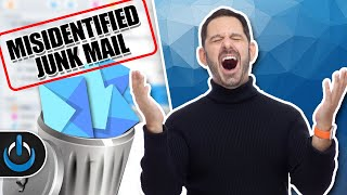Apple Mail Misidentifying Junk Mail? 📫 WATCH THIS!