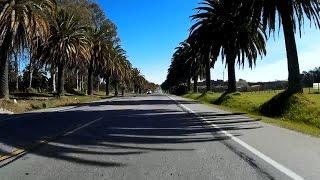 preview picture of video 'Ruta 1, Colonia del Sacramento, departamento de Colonia, Uruguay'