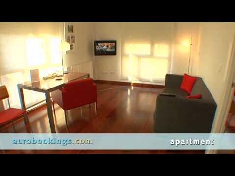 Zaragoza, Spain: Apartamentos Sabinas Alfonso