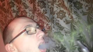 Кальянный дым
