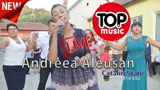 Andreea Aleusan si formatia Luci Duga Carasanu - LIVE - Brauri - Hore - * NOU *
