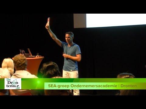 VIDEO | Oscar Buitenhuis: ,,Doe meer werk waar je hart heel snel van gaat kloppen''