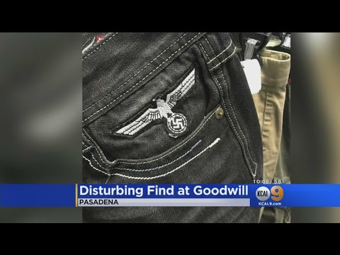 Jewish Man Finds Shorts With Swastika While Shopping At Goodwill