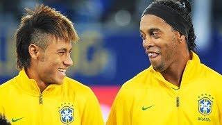 When Ronaldinho and Neymar Destroyed Argentina