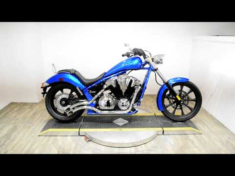 2016 Honda Fury in Wauconda, Illinois - Video 1