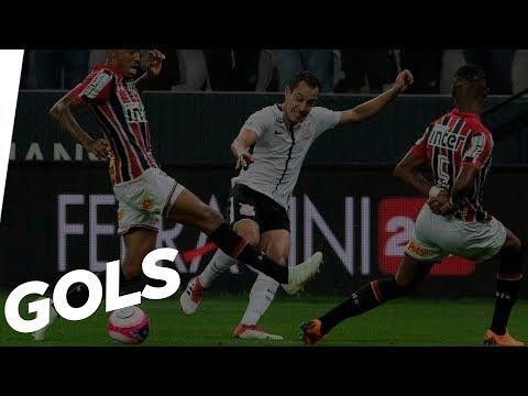 Gols - Corinthians 1 (5x4) 0 São Paulo - Paulistão 2018
