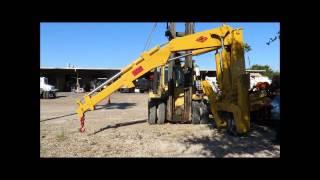 Art's Trucks & Equipment - 3418051, '00 IMT 18026 Crane
