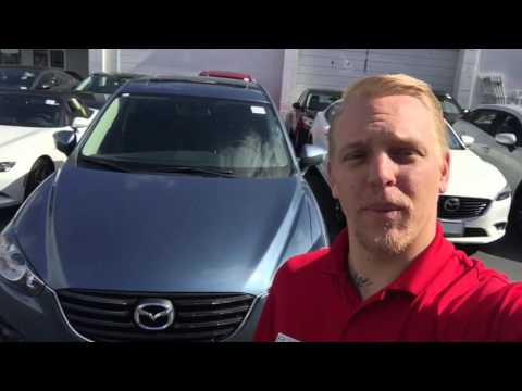 CX-5 Grand Touring video preview by Karl Szalwinski @ Capistrano Mazda