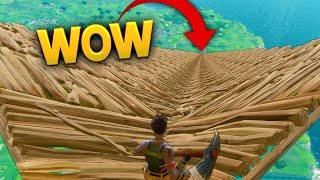 WORLDS BIGGEST BUILDING..?! | Fortnite Funny and Best Moments Ep.16