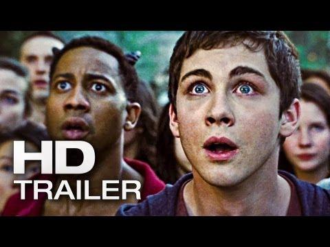 PERCY JACKSON 2 IM BANN DES ZYKLOPEN Trailer Deutsch German | 2013 Official Film [HD]