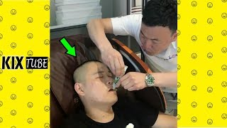 Watch keep laugh EP330 ● The funny moments 2018