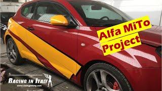 Come elaborare una Alfa Romeo MiTo 1.4Turbo