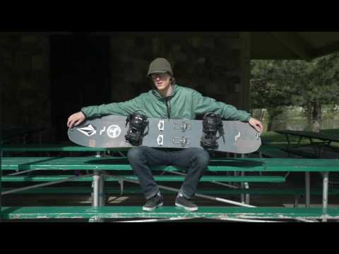 2017 Nitro Doppleganger Splitboard Snowboard Review