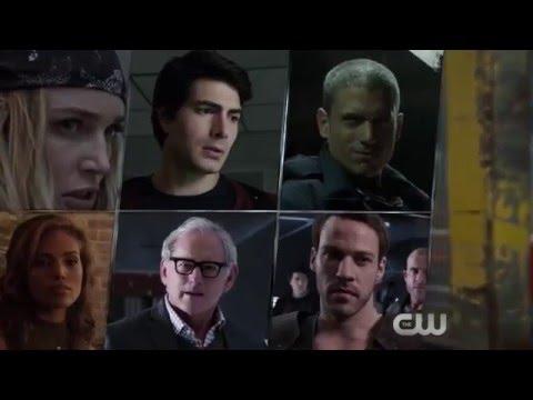 DC's Legends of Tomorrow: One Chance