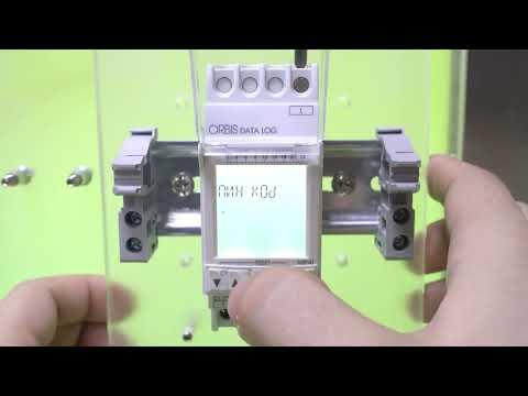 Цифровой недельный таймер DATA LOG.