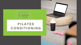 Pilates Conditioning Ep.9 |with Karen  On-Demand Pilates Class | Finesse Maynooth | Online Pilates