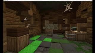 Wynncraft   Dwelling Walls   With Luigi Music!