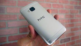 HTC One M9 Drop Test!