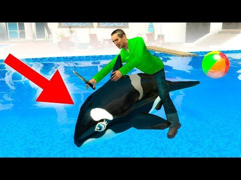 HILARIOUS SWIMMING POOL HIDE & SEEK! - GMod Funny Moments