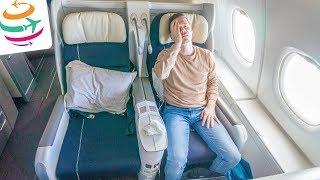 Startabbruch! Air France Business Class A380 | GlobalTraveler.TV