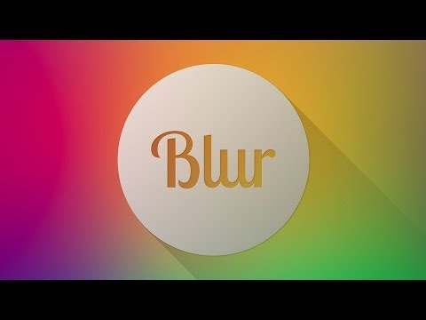 Video of Blur Free